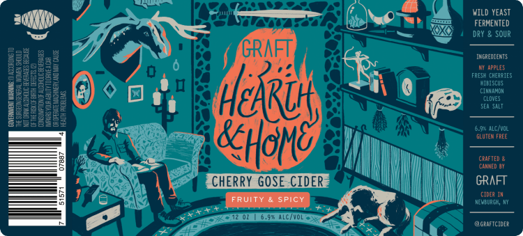 Hearth & Home Cider