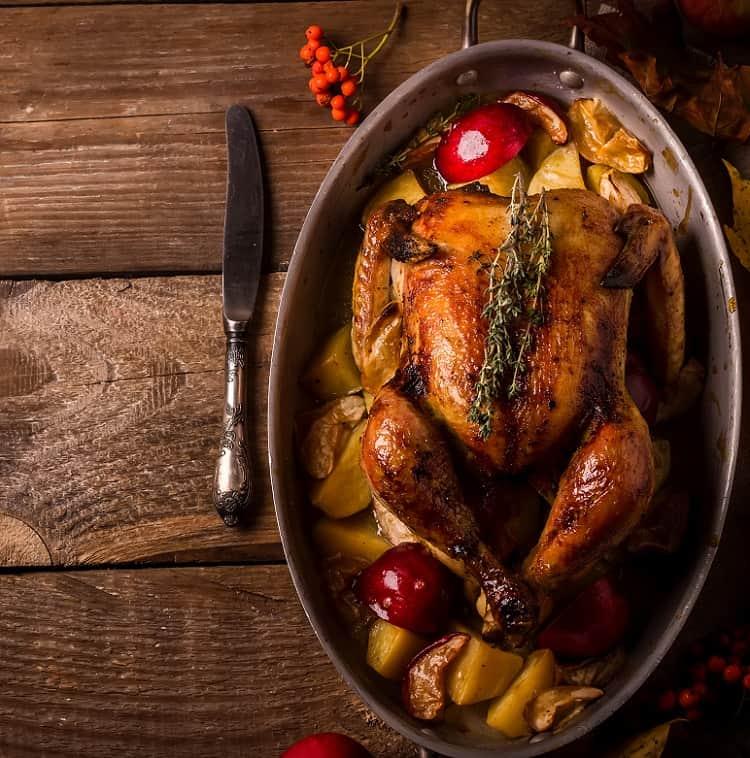 cider at Thanksgiving
