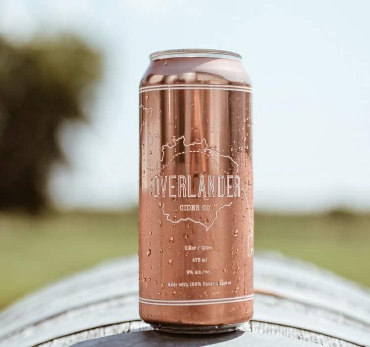 Overlander Cider