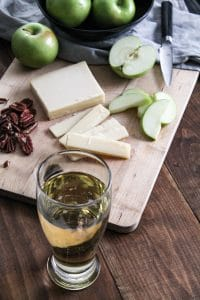 Cider - cheese board-2