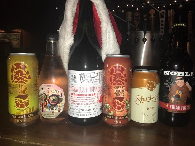 Cider in Charlotte