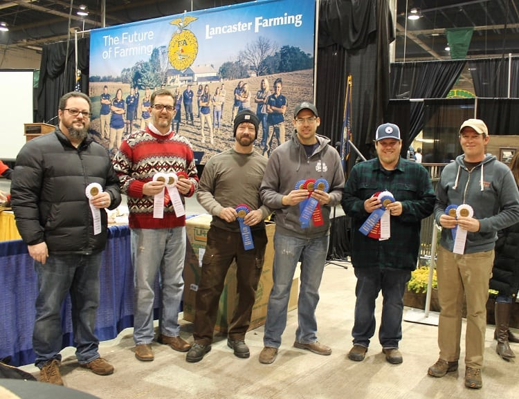PA Cider Competition Winners