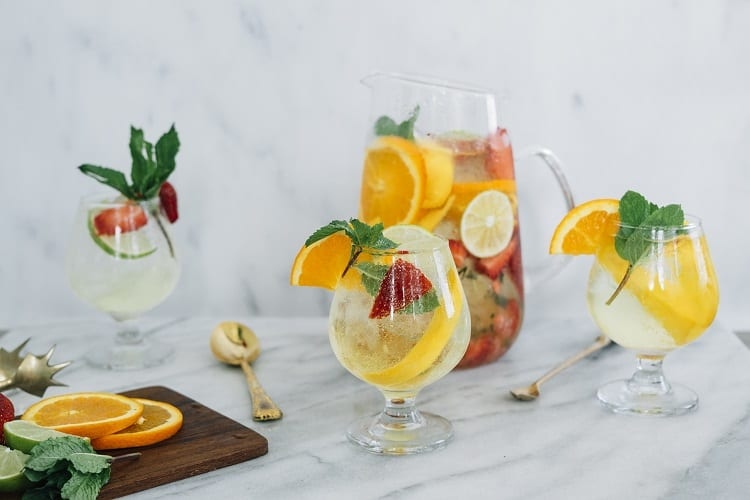 Cider Sangria Recipe