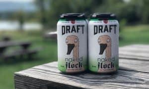 Naked Flock Hard Cider