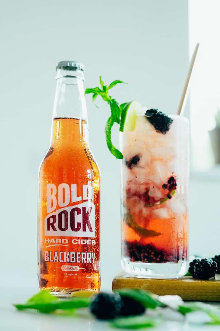 Bold Rock Blackberry