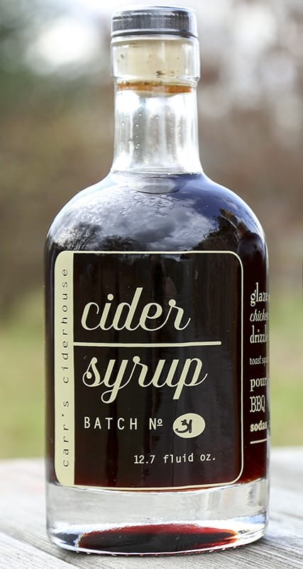 Carr's Cider Syrup