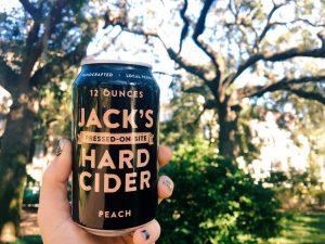 peach craft cider