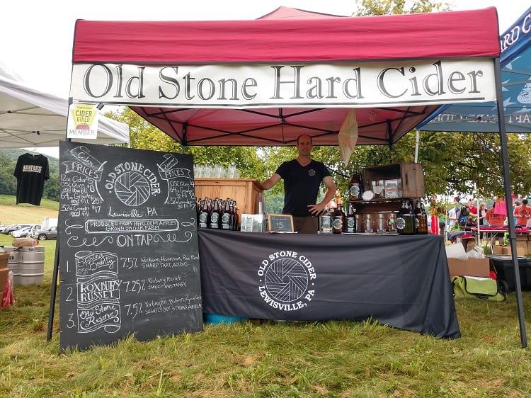Old Stone Cider