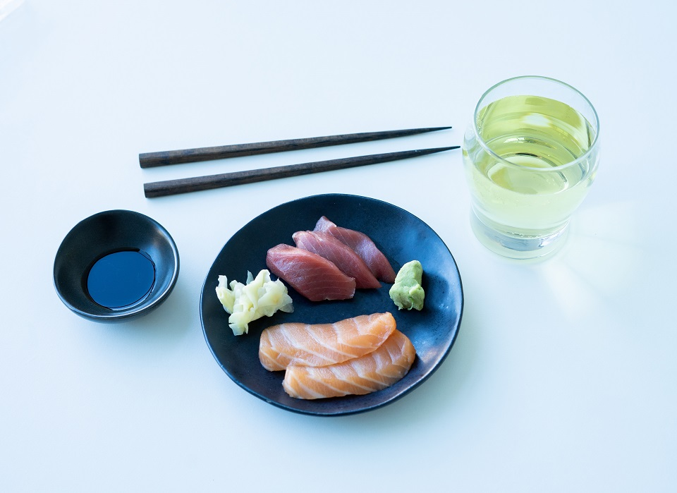 Cider and Sushi Pairings