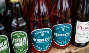 Ploughman Cider