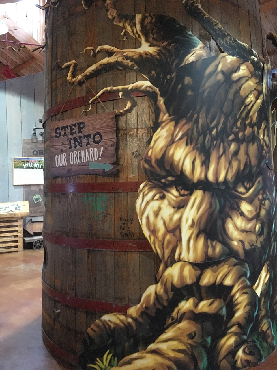 Angry Orchard Innovation Cider House