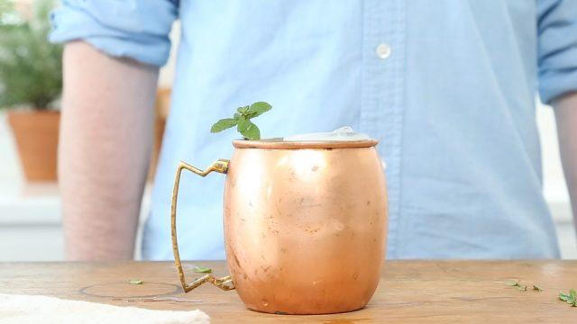Cider Mule