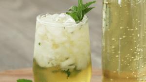 Cider Mint Julep