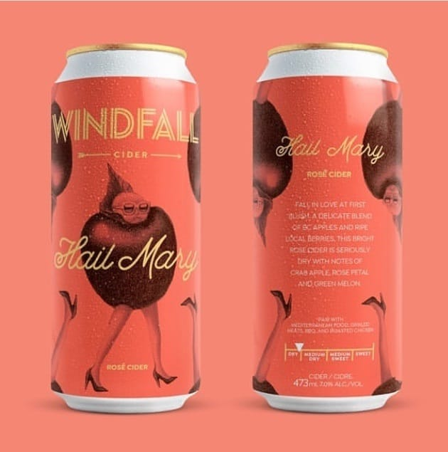 Windfall Rosé