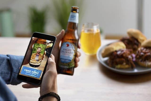 Angry Orchard App