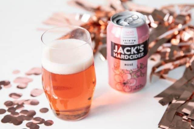 Jack's Hard Cider's Rosé
