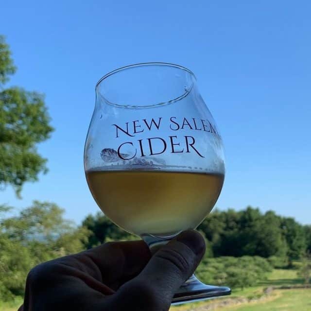 New Salem Cider