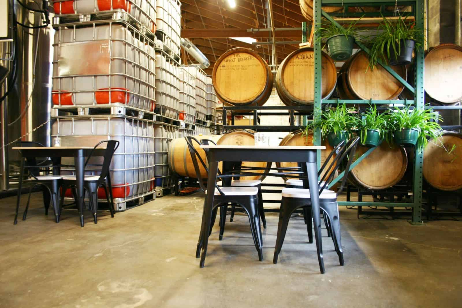 Swift Cider taproom