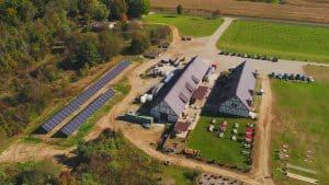 solar-powered cideries