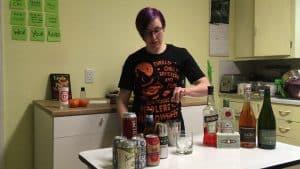First Light cocktail