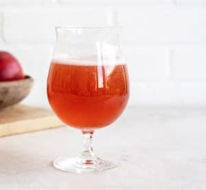 Red-Fleshed Cider