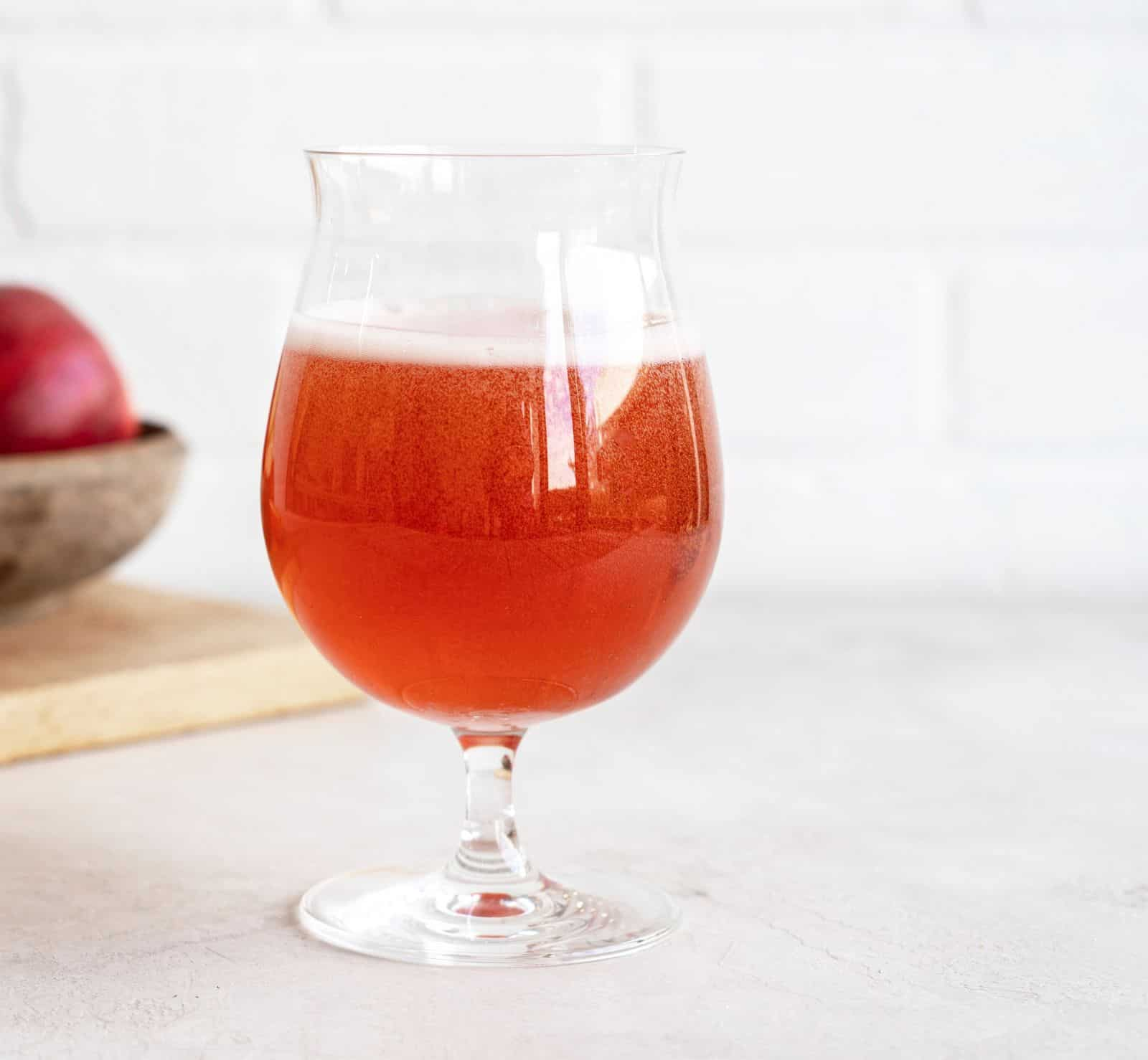 Red-Fleshed Cider
