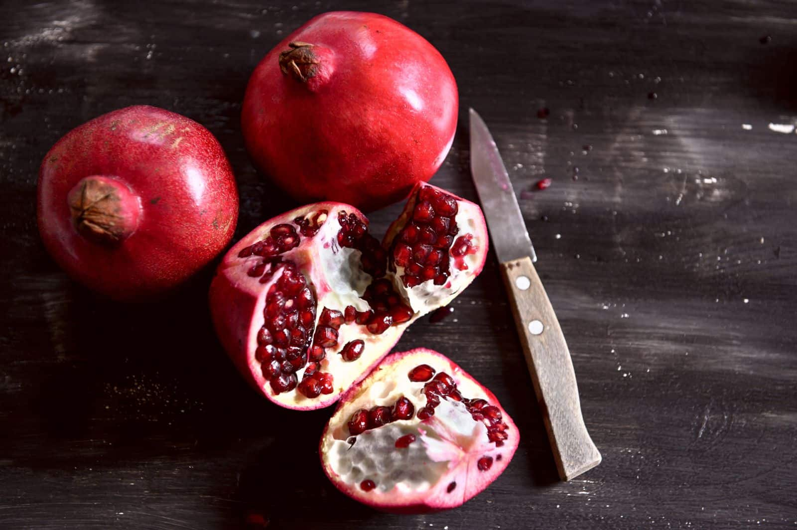 Pomegranate Cider