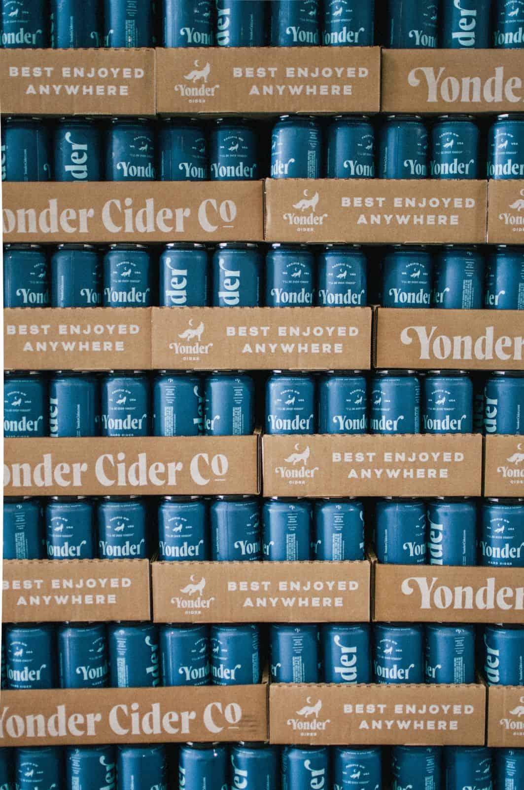 Yonder Cider