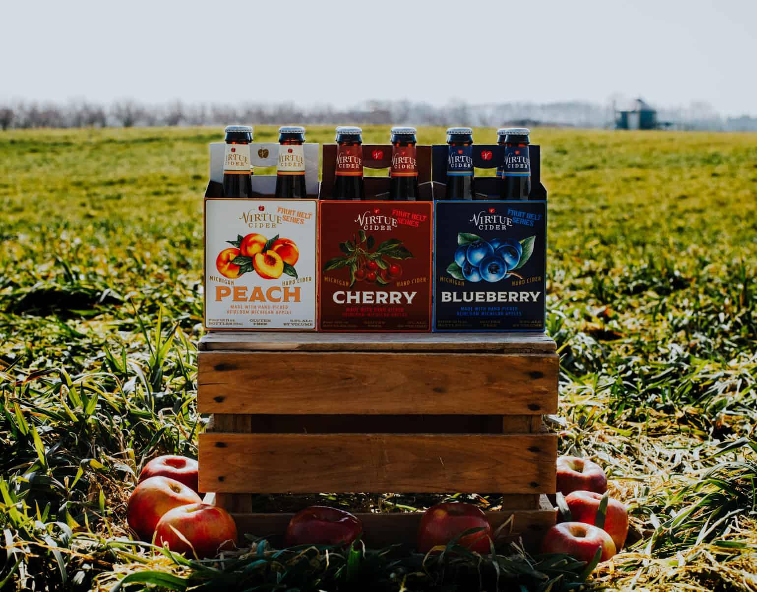 Virtue Cider Fruit Belt