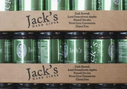 Photo credit: Alexandra Whitney Photography Tags: Jacks, Hard Cider, PA Cider, Craft Cider, Canned Cider
