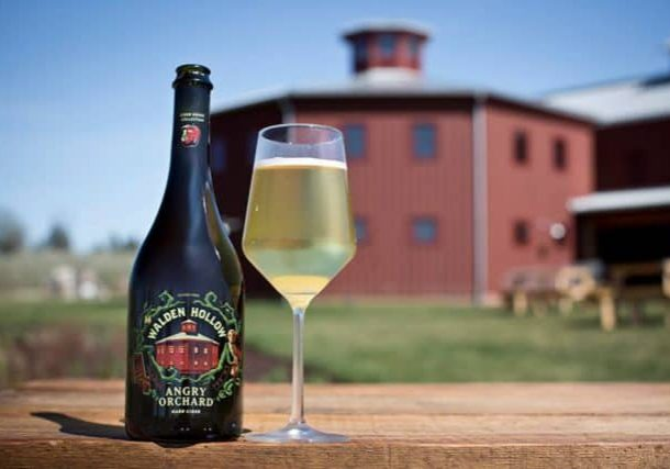 Photo credit: Angry Orchard; Tags: Walden Hollow, Angry Orchard cider