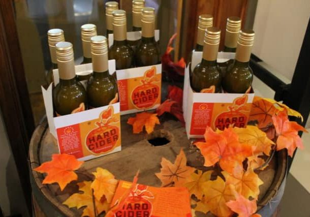 Photo credit: Mary Bigham Tags: cider, hard cider, fall