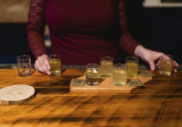 Photo credit: Alexandra Whitney Photography; Tags: cider, cider tasting