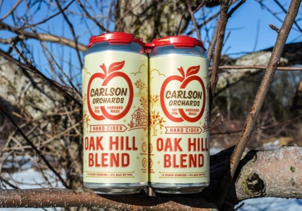 Carlson Orchards Hard Cider