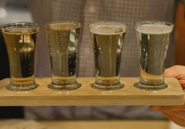 Photo credit: Alexandra Whitney Photography; Tags: Good Intent, cider flight