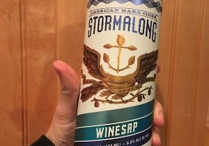 Cider Review: Stormalong Cider's Winesap