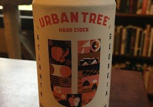 Cider Review: Urban Tree Cidery's Sweet Heat Haze