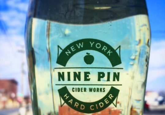 Credit: Nine Pin Cider