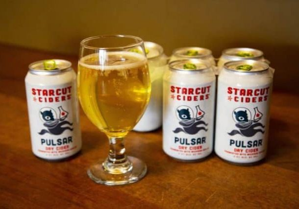Starcut Cider Reviews: Pulsar & Mosa