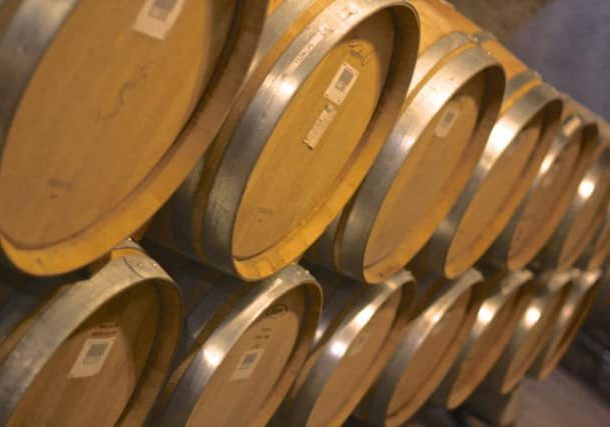 Credit: Amy Strauss Tags: wine, cider, barrels, aging